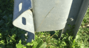 Оцинкованные Дорожные ограждения 11ДО