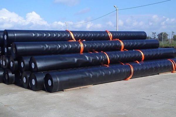 Геомембрана HDPE LDPE