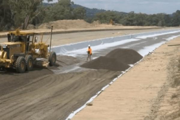 Экоспан гео ремонт дороги